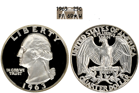 1963 WASHINGTON NGC...