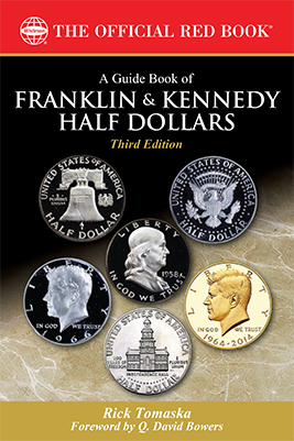 "PRE-ORDER: 3rd Edition ""A Guide Book of Franklin & Kennedy Half Dollars,"" Soft Cover"