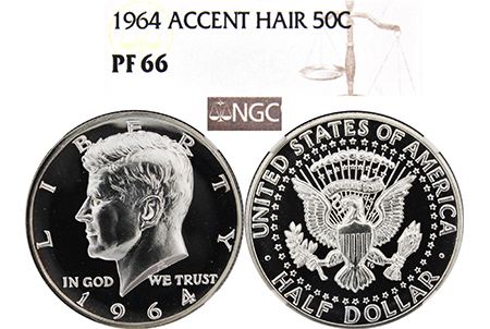 1964 ACCENTED HAIR ...