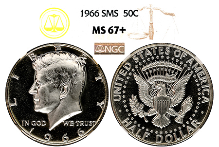 1966 SMS KENNEDY NG...